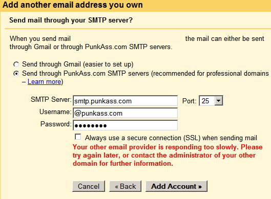 091110 hotpop smtp gmail issues