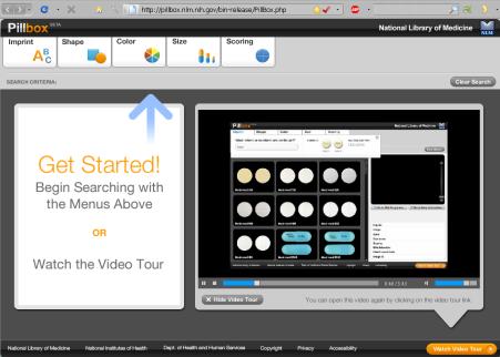 visual feedback as you add more precise description