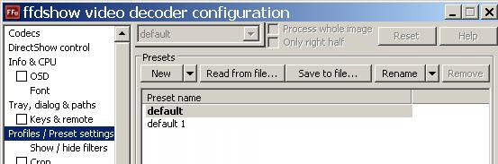 FFmpeg automatically select video preset criteria
